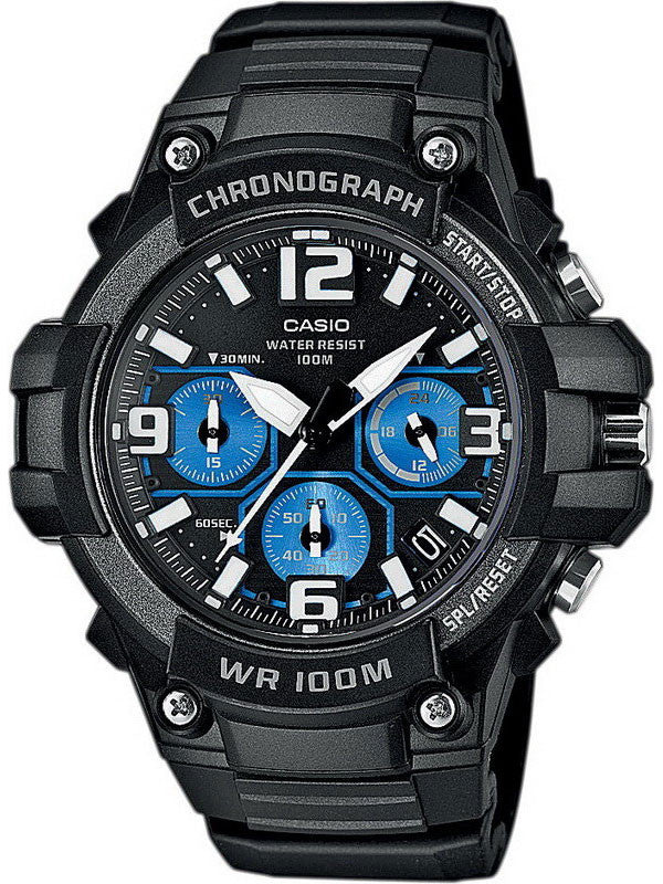 Casio Standard Analog MCW-100H-1A2 Watch (New with Tags)