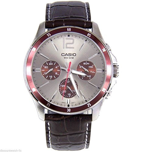 Casio Classic MTP-1374L-7A1 Watch (New with Tags)
