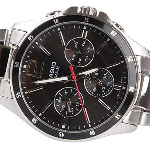 Casio Classic MTP1374D-1A Watch (New with Tags)