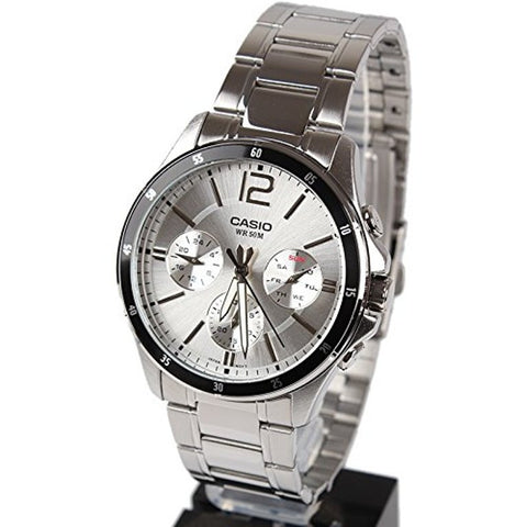 Casio Enticer MTP1374D-7A Watch (New with Tags)