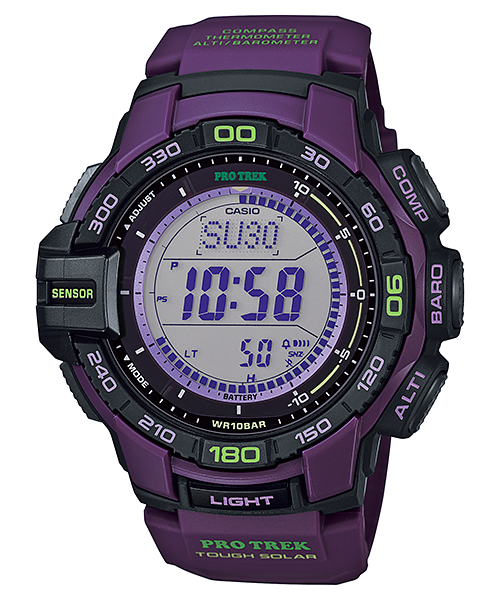 Casio Pro Trek Triple Sensor PRG-270-6A Watch (New with Tags)