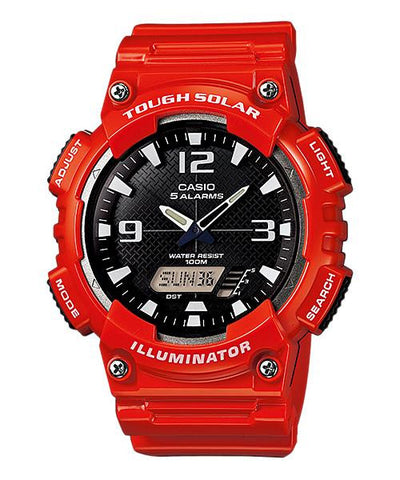 Casio Tough Solar Analog Digital AQ-S810WC-4A Watch (New with Tags)