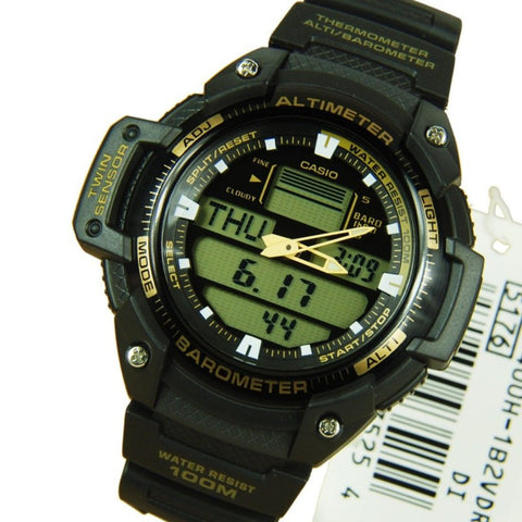 Casio Sports SGW400H-1B2 Watch (New with Tags)