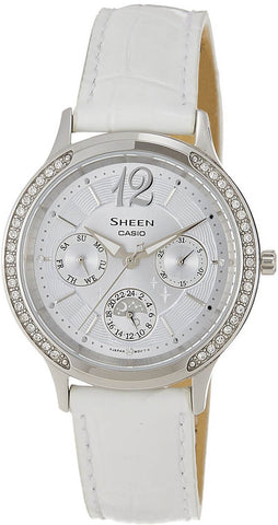 Casio Sheen SHE-3030L-2A Watch (New with Tags)
