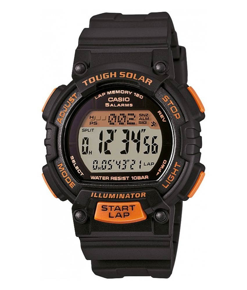 Casio Tough Solar Digital STL-S300H-1A Watch (New with Tags)