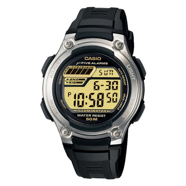 Casio Sports W212H-9A Watch (New with Tags)
