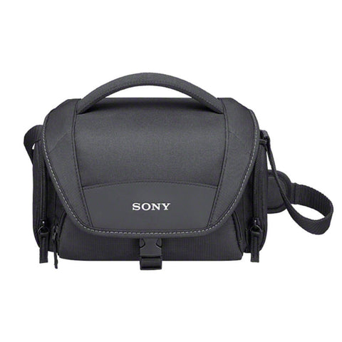 Sony FDR-AXP55 Full HD Camcorder with LCS-U21 Handycam Bag