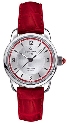 Certina DS Podium Lady C025.207.16.427.00 Watch (New with Tags)