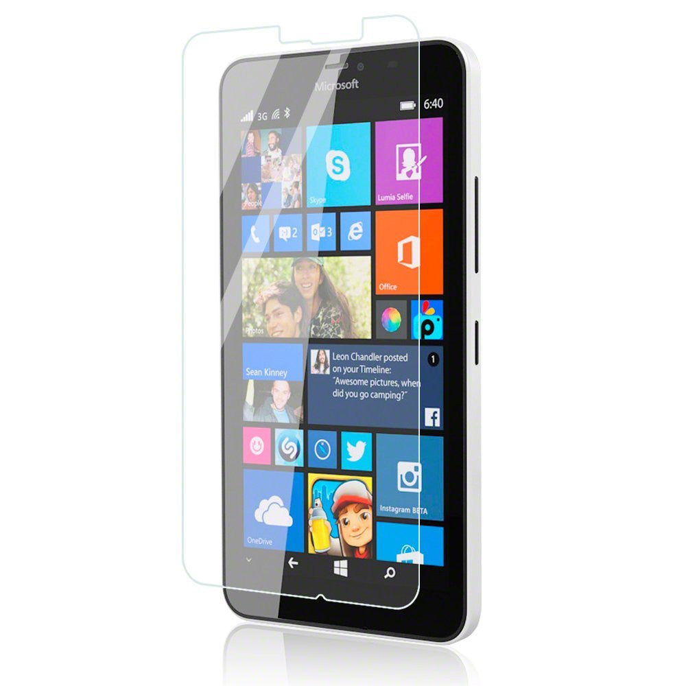 Glass Membrane Protective Film for Nokia Lumia 640XL