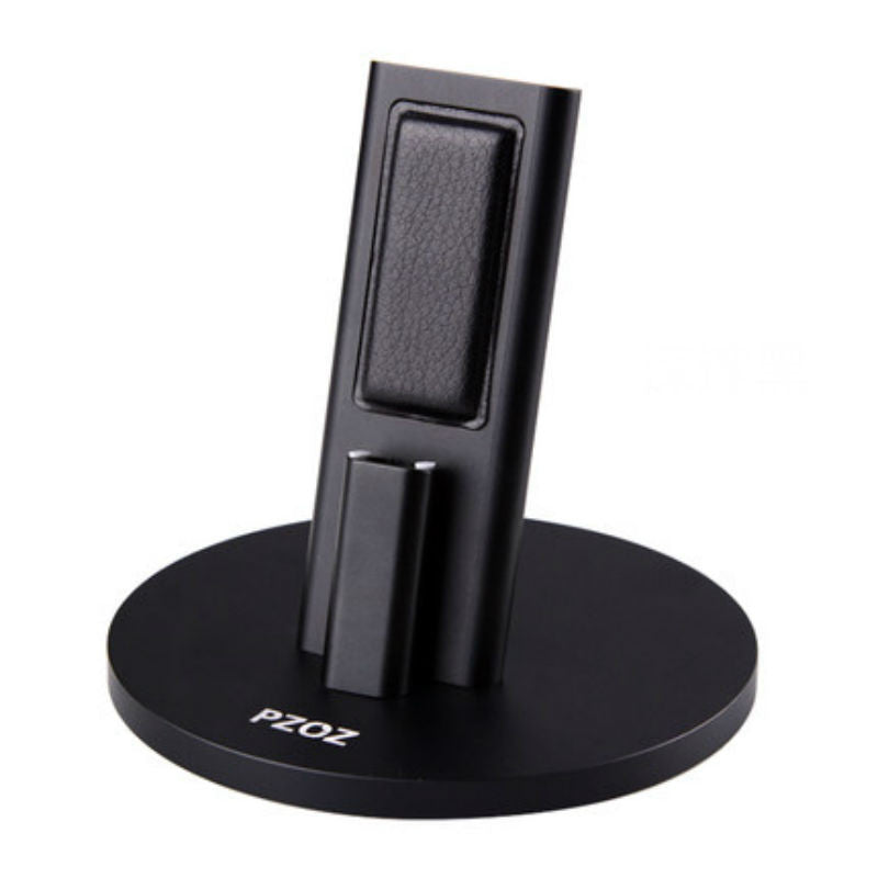 Charging Cradle with Pedestal Base for iPhone/iPad Mini (Deep Black)