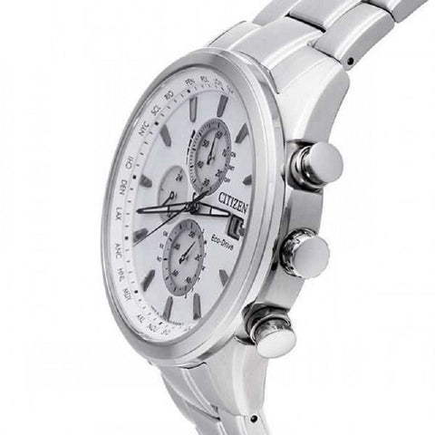 Citizen Eco-Drive AT8015-54A Chronograph Watch (New with Tags)