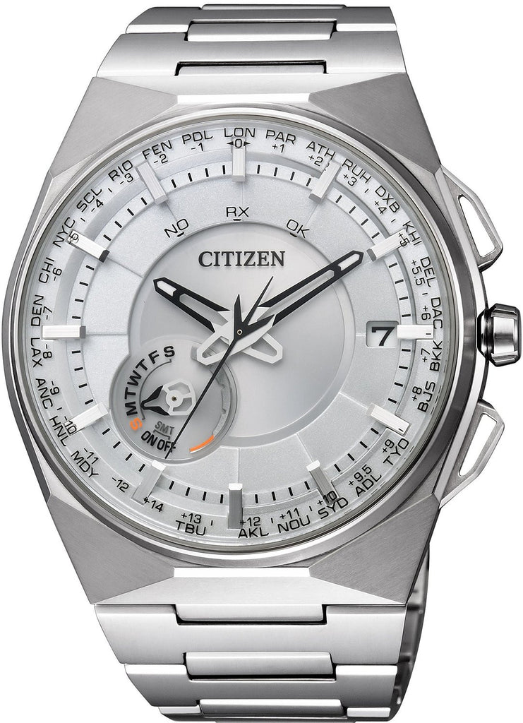Citizen Eco-Drive CC2001-57A Watch (New with Tags)