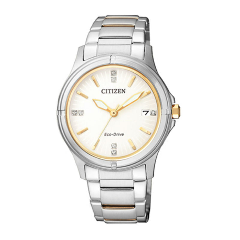 Citizen Elegant Eco-Drive FE6054-54A Watch (New with Tags)