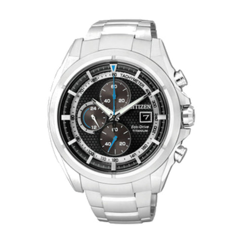 Citizen Eco Drive Titanium CA0551-50E Watch (New with Tags)