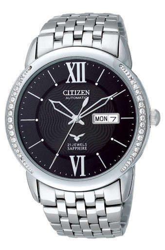 Citizen Eco-Drive NH8270-56E Watch (New with Tags)
