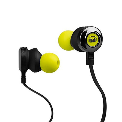 Monster Clarity HD In-Ear Headphone 740541 (Neon Green)