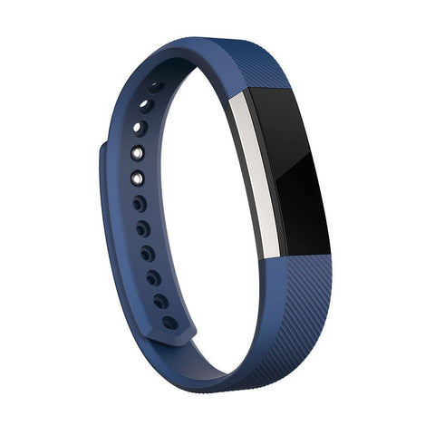 Fitbit Alta Classic Strap Only Large (Blue)