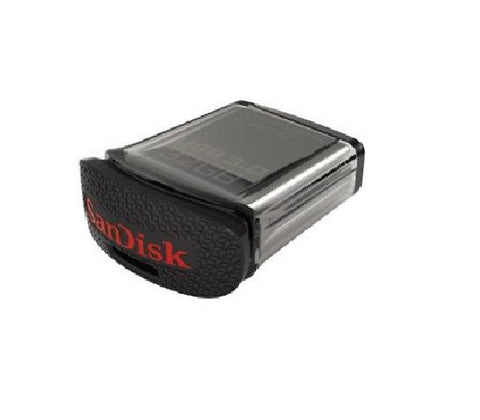 SanDisk Cruzer Ultra Fit SDCZ43-032G 32GB USB 3.0 Flash Drive