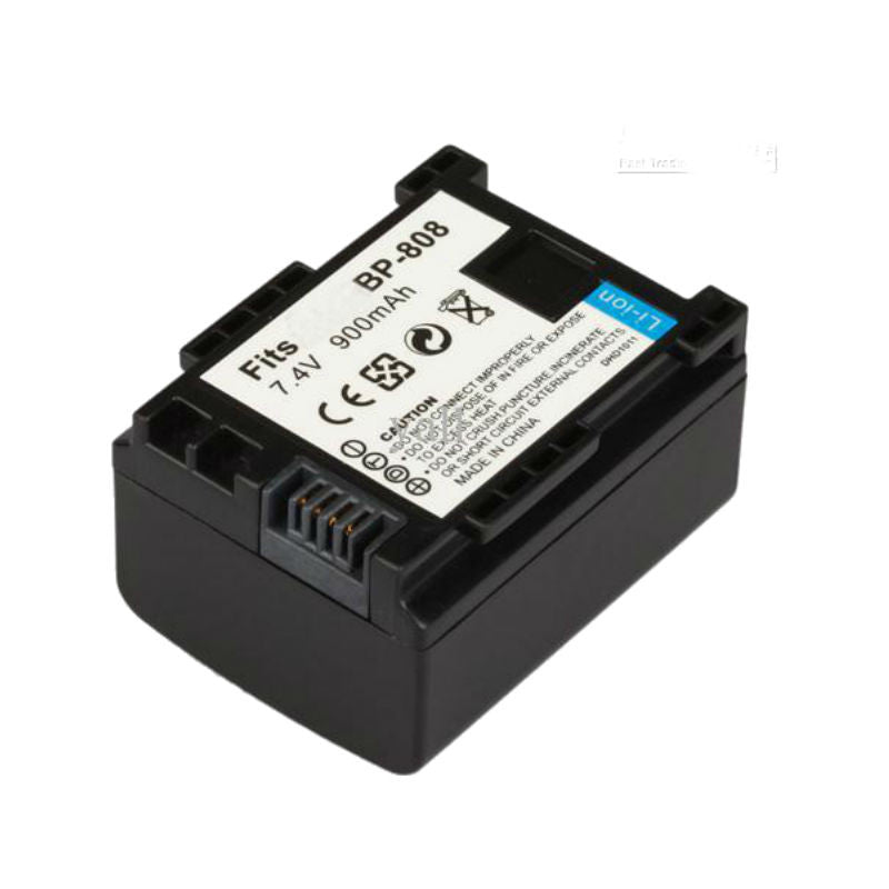 Generic BP-808 Battery for Canon