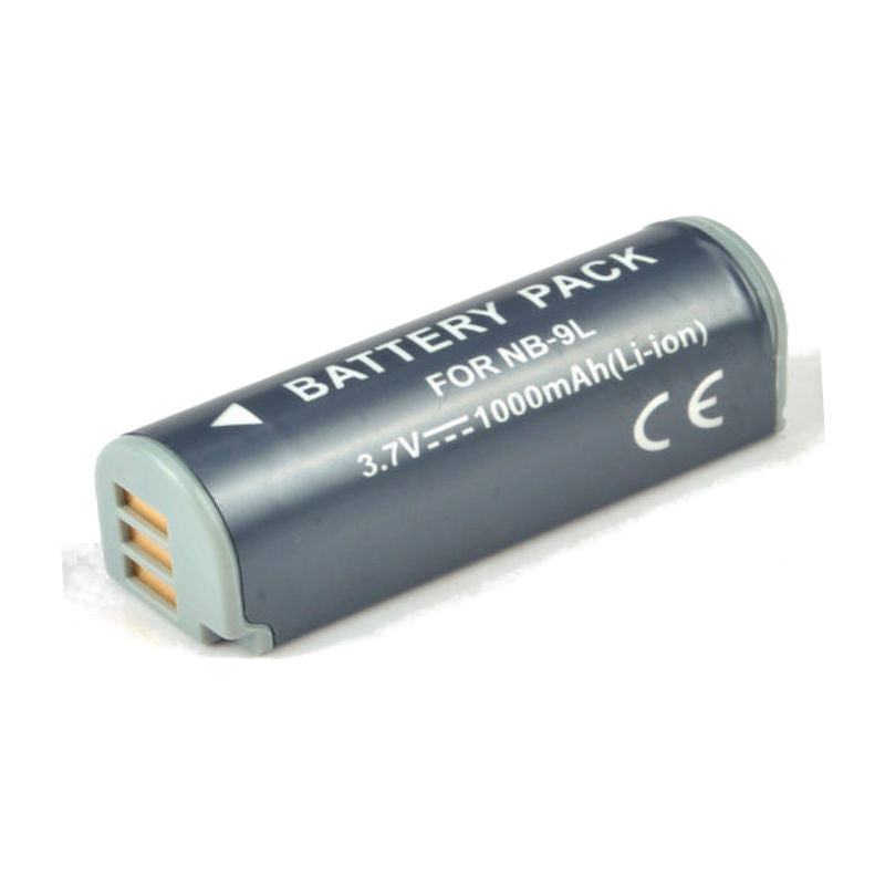 Generic NB-9L Battery for Canon