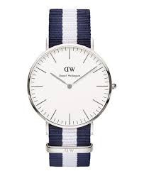 Daniel Wellington Glasgow 0204DW Watch (New with Tags)