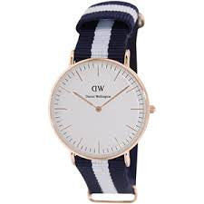 Daniel Wellington Glasgow 0503DW Watch (New with Tags)