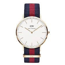 Daniel Wellington Oxford 0101DW Watch (New with Tags)