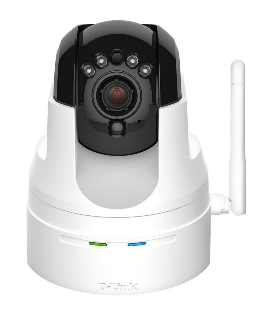 D-Link DCS-5222L Pan and Tilt HD Network Camera White/Black