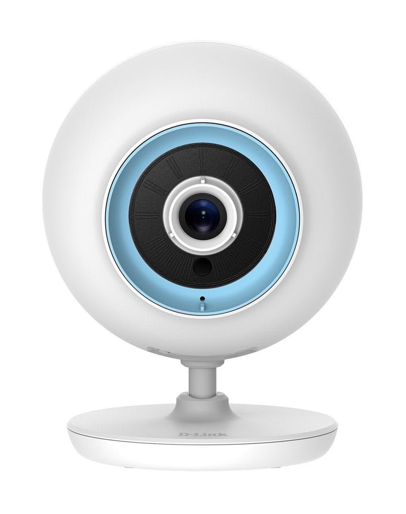 D-Link DCS-820L WiFi Day or Night Baby Camera Monitor White