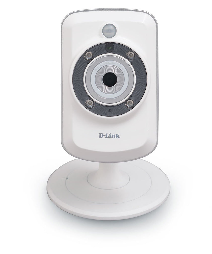D-Link DCS-942L Enhanced Wireless N Day or Night Network Camera White