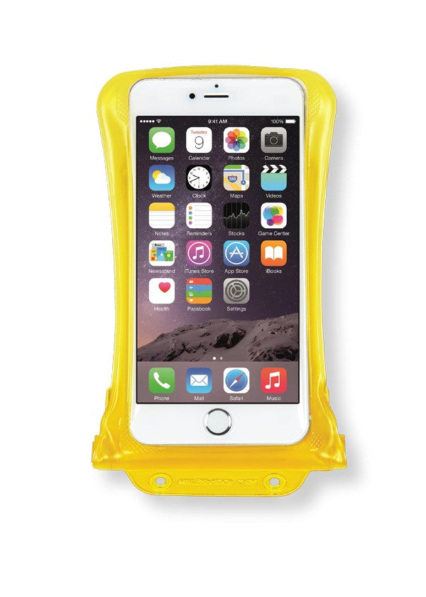 Dicapac WP-C2 Samsung Note Case (Yellow)