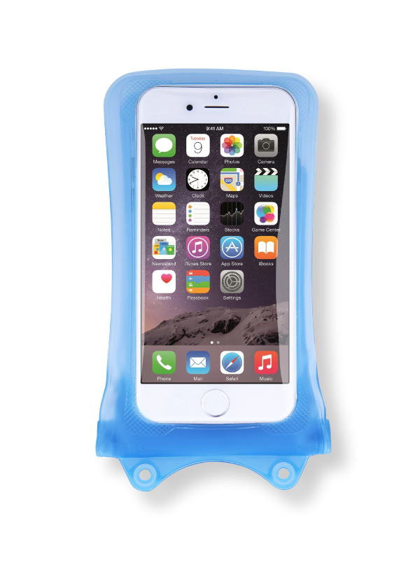 Dicapac WP-i10 iPhone 4 Case (Blue)
