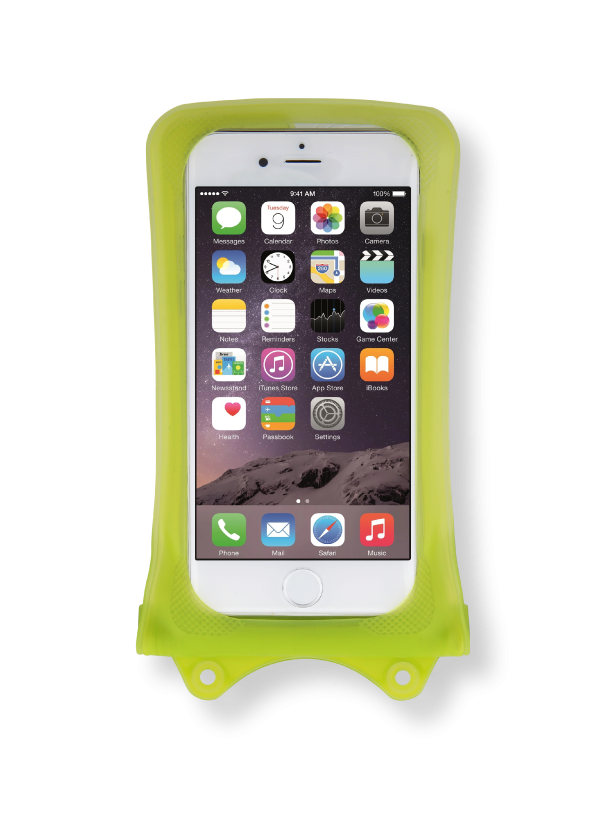 Dicapac WP-i10 iPhone 4 Case (Green)