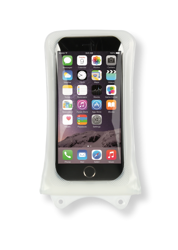 Dicapac WP-i10 iPhone 4 Case (White)