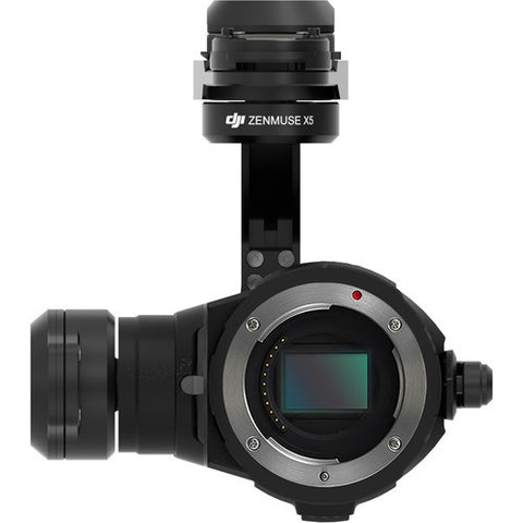 DJI Zenmuse X5 Camera and 3-Axis Gimbal