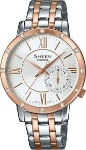 Casio Sheen SHE-3046SGP-7A Watch (New with Tags)