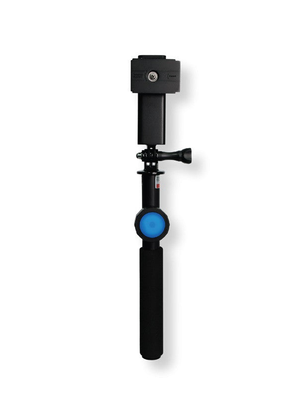 Dicapac DP-1S Floating Selfie Stick with Bluetooth Remote (Black)