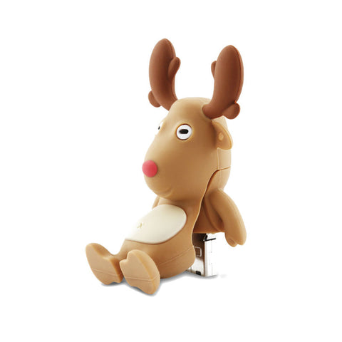 Bone Collection Deer 8G DR09031-8BR Flash Drive (Brown)