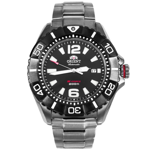Orient M-Force Titanium SDV01001B0 Watch (New with Tags)