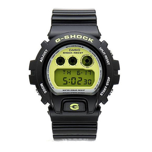 Casio G-Shock Standard Digital DW-6900CS-1DS Watch (New with Tags)