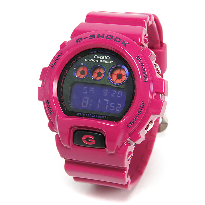 Casio G-Shock Digital DW-6900PL-4 Watch (New with Tags)