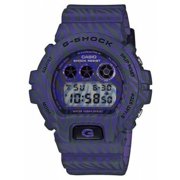 Casio G-Shock Digital DW-6900ZB-2 Watch (New with Tags)