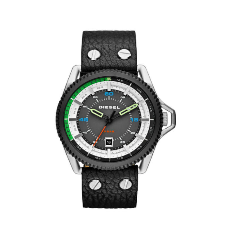 Diesel Rollcage DZ1717 Watch (New with Tags)