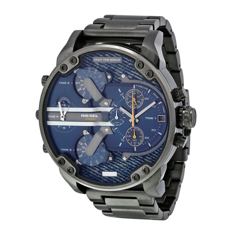 Diesel Mr. Daddy DZ7331 Watch (New with Tags)