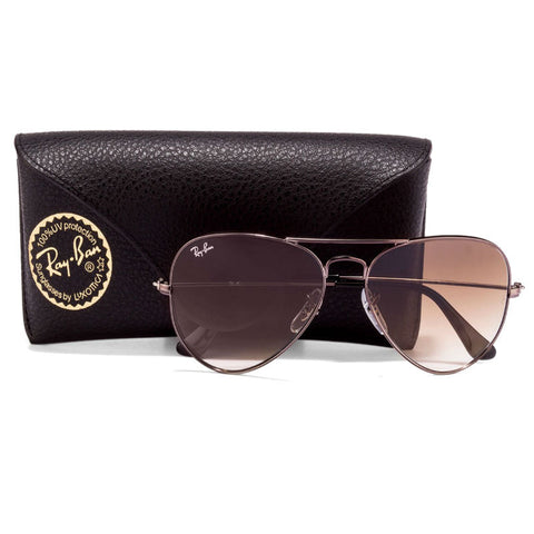 Ray-Ban RB3025 Aviator 004/51 (Size 55) Sunglasses