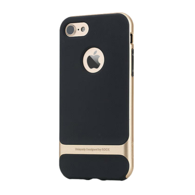 Soft Shell Drop Resistance Case 4.7 inch for iPhone 7 (Tyrant Gold)