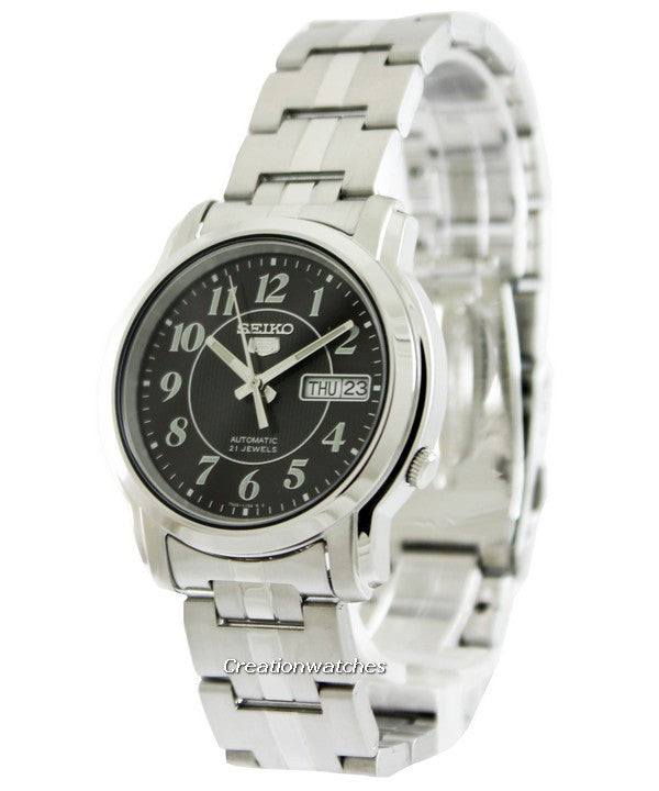 Seiko 5 Automatic SNKL91 Watch (New with Tags)