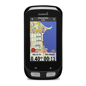 Garmin Edge 1000 010-01161-00 Wireless GPS Cycling Navigation System