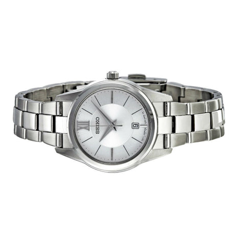 Seiko Neo Classic Quartz SXDC77 Watch (New With Tags)