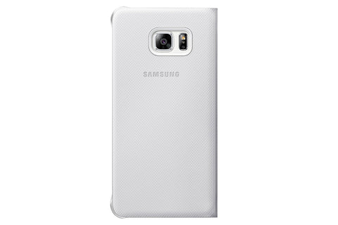 Samsung S-View Cover to suit Galaxy S6 Edge Plus EF-CG928PWEGWW (White)